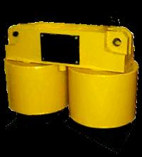 Подвесные электромагнитные железоотделители серии ДЖ